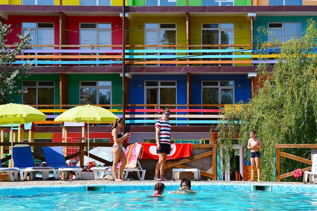 Отель «Каролинка-2» Затоке 2020